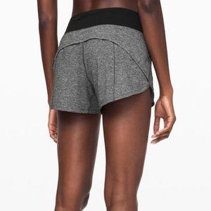 Lululemon Speed Up Shorts!!